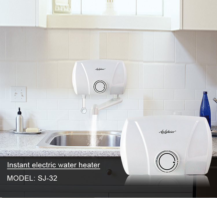 new instantaneous water heater