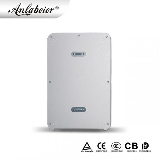 digital control instant tankless electric water heater