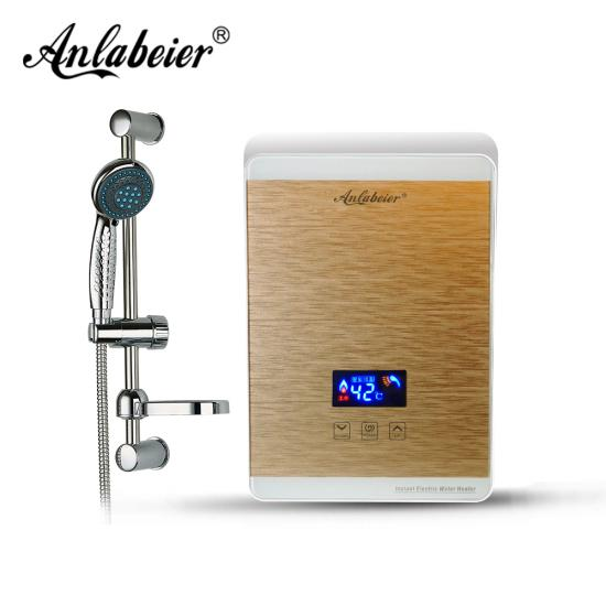 instant electric shower water heater